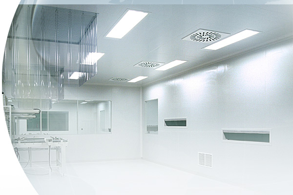 ClearSphere designs, installs and validates modular cleanrooms, laboratories and containment equipment that meet its client's specific requirement to the highest performance, safety and aesthetic standards.