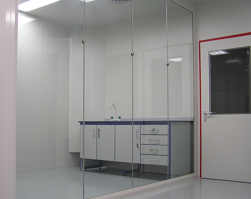 Clearsphere Cleanroom Products Walls Ceilings Doors